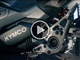 KYMCO F9 scooter electrico 2021 video teaser