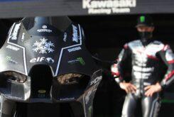 Kawasaki ZX 10RR 2021 KRT winter test