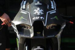 Kawasaki ZX 10RR 2021 winter test