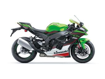 Kawasaki ZX10 R 202132