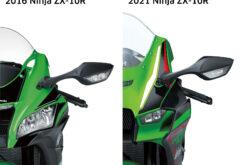 Kawasaki ZX10 R 202144