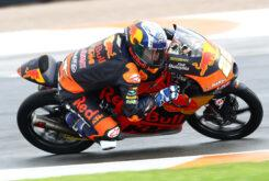 MBKRaul Fernandez victoria Moto3 Valencia