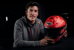 Marc Marquez casco MotoGP 2021 (1)