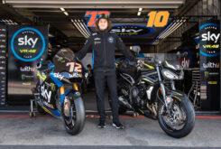 Marco Bezzecchi Triumph Triple Trophy Street Triple RS (13)