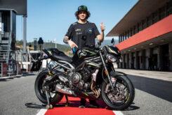 Marco Bezzecchi Triumph Triple Trophy Street Triple RS (23)