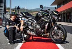 Marco Bezzecchi Triumph Triple Trophy Street Triple RS (24)
