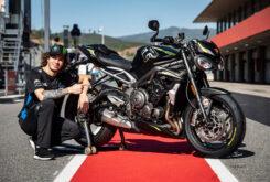 Marco Bezzecchi Triumph Triple Trophy Street Triple RS (25)