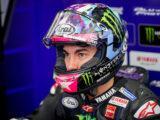 Maverick Viñales GP Europa 2021 MotoGP Yamaha QP