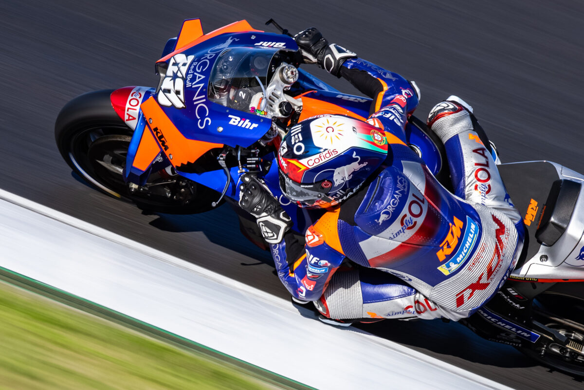 Miguel Oliveira pole MotoGP Portimao