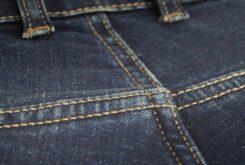 Pantalones moto ByCity Tejano III stone costura