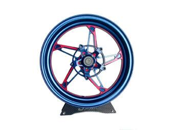 Patented Two Piece Forged wheel rear (6)