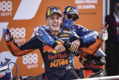 Pol Espargaró KTM MotoGP Valencia GP Europa1