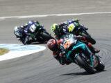 Sancion Yamaha MotoGP 2020
