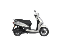 Yamaha Delight 125 2021 blanco 1