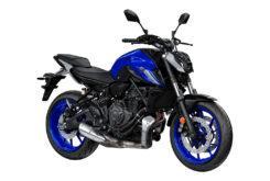 Yamaha MT 07 20211