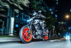 Yamaha MT 07 202112