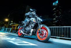 Yamaha MT 07 202113