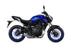 Yamaha MT 07 20212