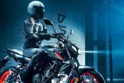 Yamaha MT 07 202125