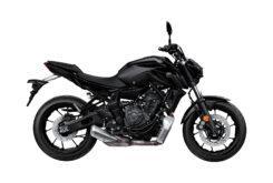 Yamaha MT 07 20215