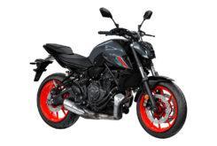 Yamaha MT 07 20217