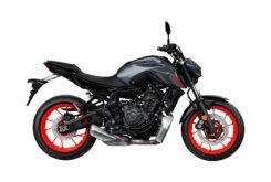 Yamaha MT 07 20218
