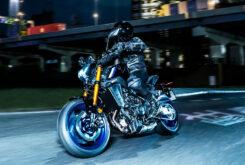 Yamaha MT 09 SP 20216