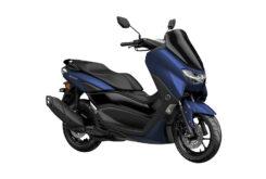 Yamaha NMAX 125 2021 azul 1