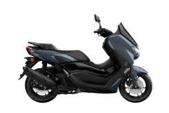 Yamaha NMAX 125 2021 gris 2