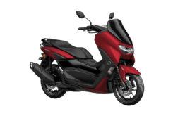 Yamaha NMAX 125 2021 rojo 1