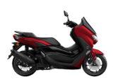 Yamaha NMAX 125 2021 rojo 2