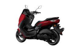 Yamaha NMAX 125 2021 rojo 3