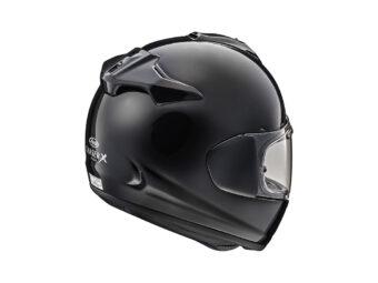 Arai Chaser X negro rear