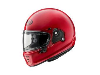Arai Concept X rojo