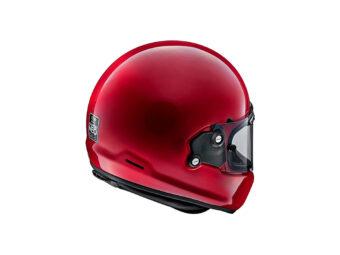 Arai Concept X rojo rear