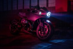 BMW R Ninet Zillers Custom Garage optica