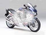 BikeLeaks Honda VFR V4 2022