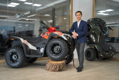 Carlos Wang KYMCO ATV