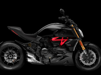 Ducati Diavel 1260 S 2021