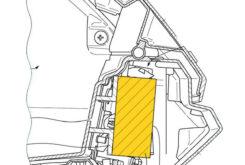 Honda Goldwing radar trasero panel