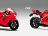 Honda NR750 2021 concept