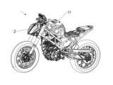KTM 390 supermoto patentes filtradas