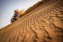 Laia Sanz GasGas Dakar 2021 previo (1)