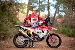 Laia Sanz GasGas Dakar 2021 previo (2)