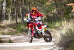 Laia Sanz GasGas Dakar 2021 previo (3)