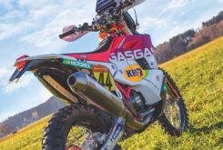 Laia Sanz GasGas Dakar 2021 previo (31)