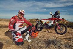 Laia Sanz GasGas Dakar 2021 previo (5)