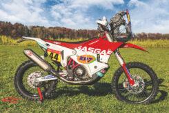 Laia Sanz GasGas Dakar 2021 previo (53)
