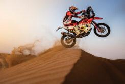 Laia Sanz GasGas Dakar 2021 previo (60)