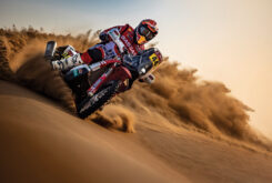 Laia Sanz GasGas Dakar 2021 previo (66)